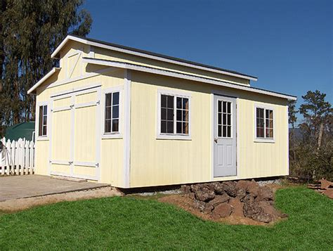 shed roof styles california custom sheds 14x20 ponderosa style roof