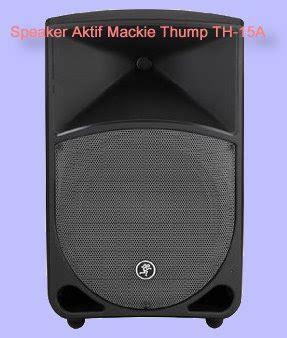 Harga Merk Speaker Terbaik merk speaker terbaik di indonesia untuk sound system