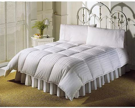 down comforter covers 5 star hotel luxury stripe white down comforter