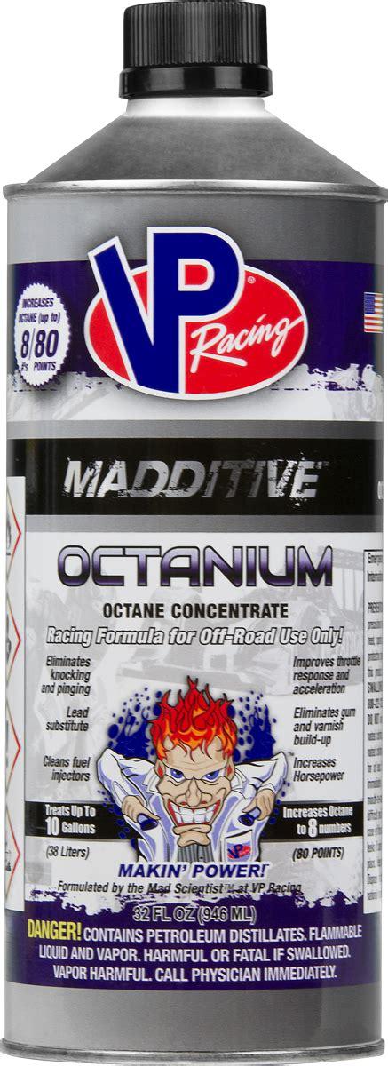 octanium case   vp fuels