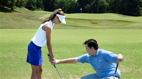 female golf swing some top golf teachers won t teach female pros for fear of