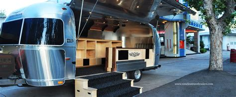 Best Kitchen Interiors by Custom Airstream Luxury Trailers Retail Amp Marketing Vehicles