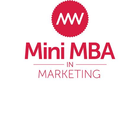 Information About Mba In Marketing by The Marketing Week Mini Mba In Marketing Is Back For 2017
