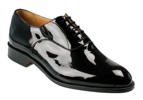 patent leather shoes tamar mens black patent oxford