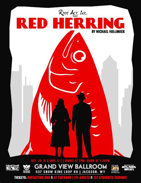 Behind The Red Curtain Red Herring 187 Riot Act Inc