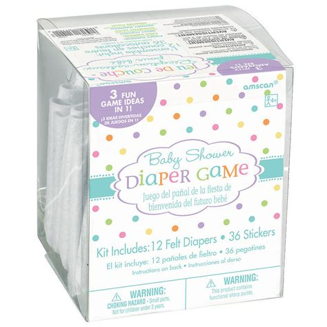 Baby Shower Kit by Baby Shower Kit Each Supplies Ebay
