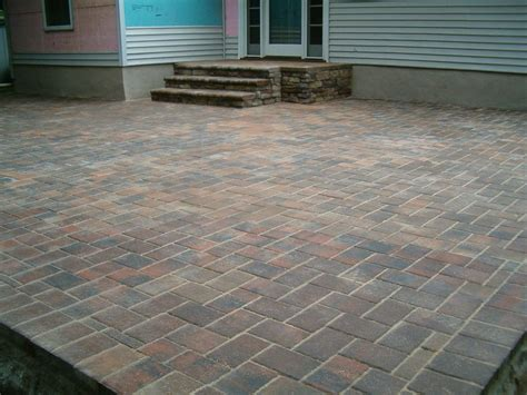 backyard flooring fabricated natural stones best choice for outdoor