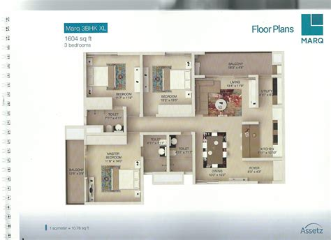 the marq floor plan assetz marq whitefield main road bangalore reviews