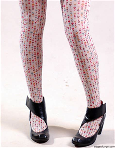 patterned tights london coquette patterned tights
