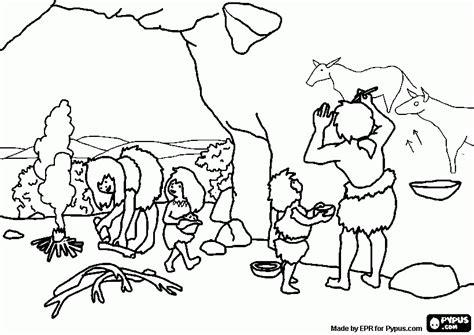 dibujos para colorear resultados de la b squeda pintar dibujos cuevas de la prehistoria ni 241 os resultados de