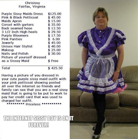 Sissy Memes - chrisissy sissy maid memes quickmeme