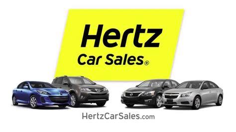 hertz auto sales how hertz rent2buy works