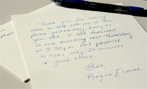 thank you for interview note image titled write an interview