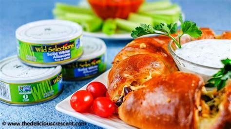 Wich Of The Week Mediterranean Tuna Melt by Mediterranean Tuna Melt Crescent Ring The Delicious Crescent