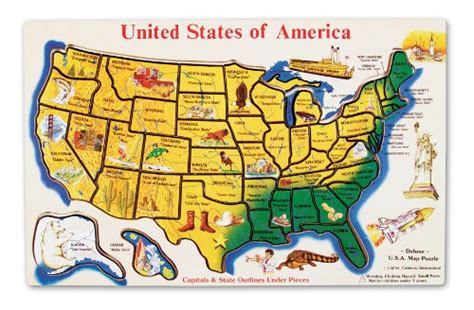 best usa map puzzle best usa map puzzles recommended by usa facts for