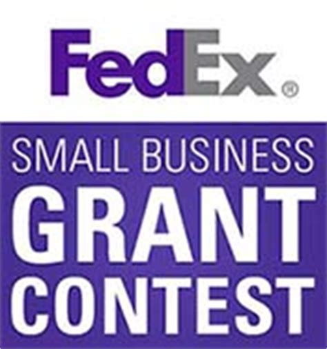 Small Home Business Grants Fedex Small Business Grant Contest