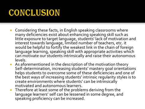 motivation language learning strategies autonomy and efl proficiency a study of libyan majors books turkish efl speaking course students motivational