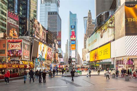 new york time square times square new york city topnewscorner