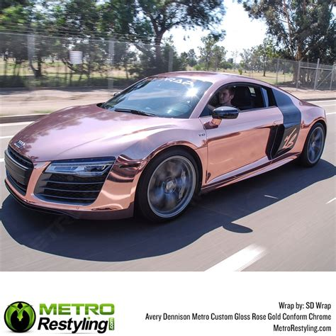 Metro Custom Gloss Rose Gold Chrome, Shop Online or Call 888 488 4695 NOW!