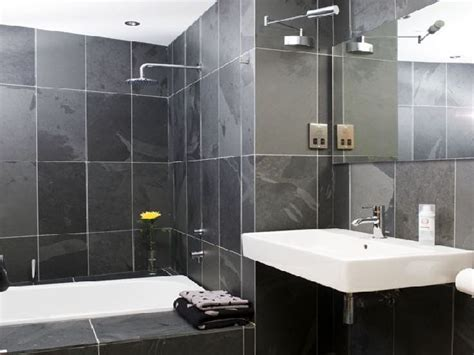 How To Remodel Your Bathroom Yourself Grey Tiles For Bathroom Bathroom Design Ideas And More