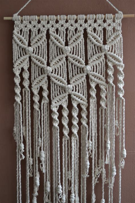 Advanced Macrame - macrame moderno decorativo hogar colgante de pared por