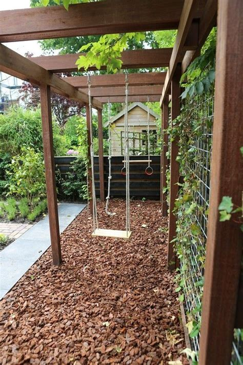 creative kids friendly garden  backyard ideas