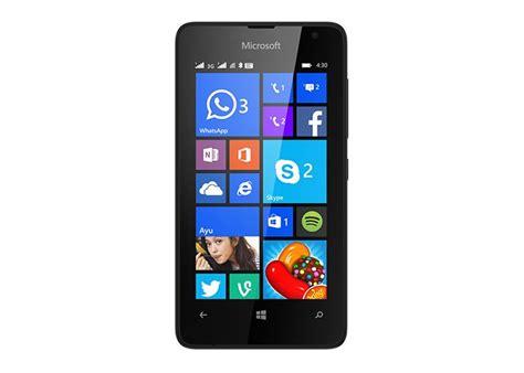 microsoft lumia 430 dual sim fiche technique et caract 233 ristiques test avis phonesdata