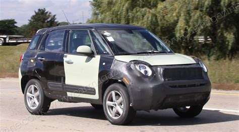New Nissan Jeep Jeep S Nissan Juke Spotted Dressed As A Fiat 2013 By Car