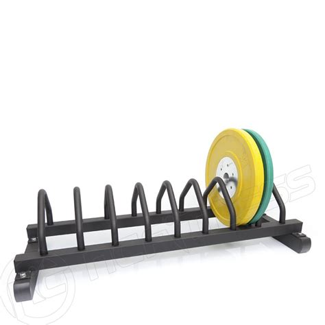 Weight Plate Storage Rack by Bumper Plate Rack