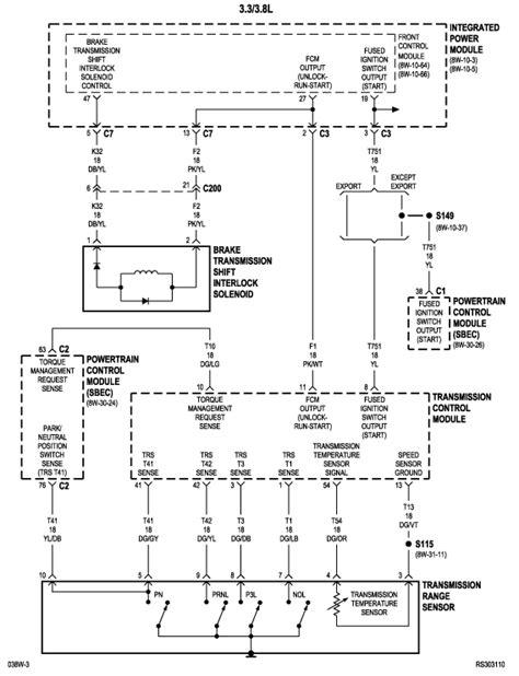 2003 dodge grand caravan wiring diagram 2003 free engine image for user manual download i have a 2003 dodge grand caravan sport w 3 3l with starting and stalling issue used to stall
