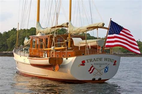 motor boats for sale in europe 1938 alden motor sailer sail boat for sale www