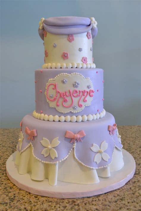 pastel decorado bonito tortas bonitas de princesita sof 237 a todo bonito