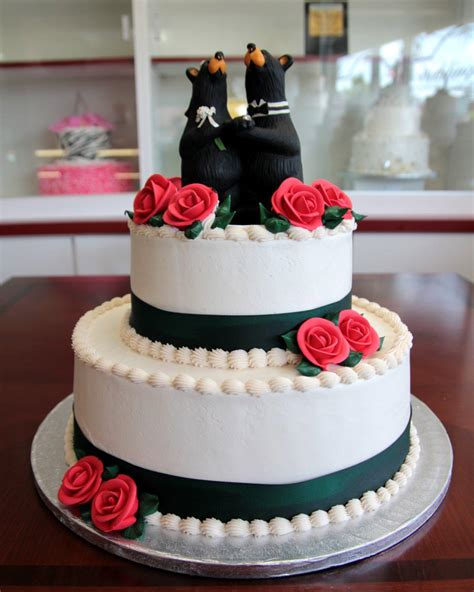Wedding Cake by Wedding Cakes Colozza S Bakery