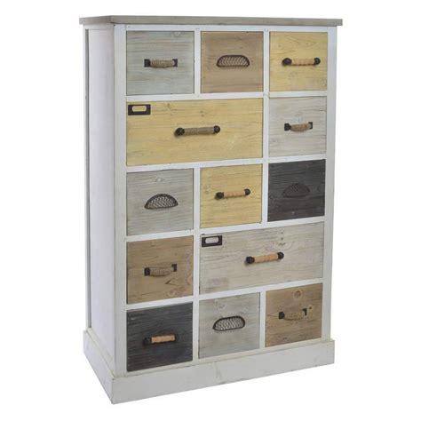 offerte cassettiere cassettiera decapata multicolor offerte cassettiere provenzali