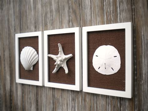 seashell wall decor bathroom seashell wall decor bathroom in frame fresh seashell
