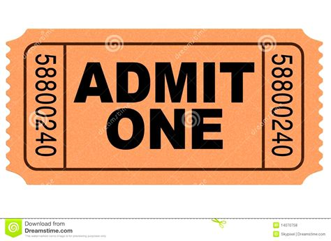 admit one ticket template golden ticket template clipart free best golden