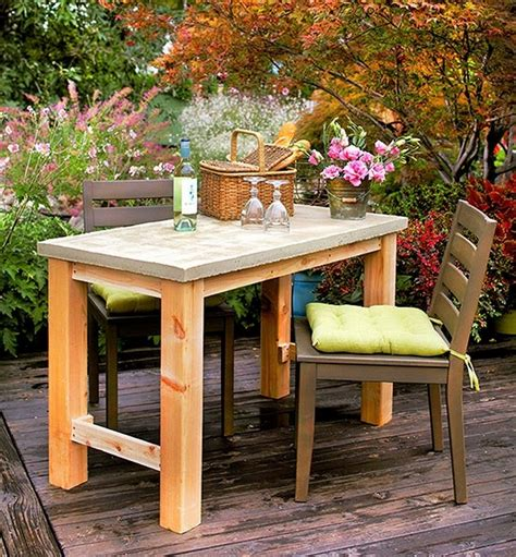 Patio Table Decor Charming Garden Decor Ideas Dearlinks