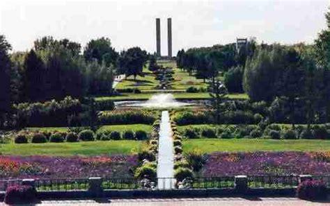 Peace Gardens by Dakota Celebrates International Peace Garden