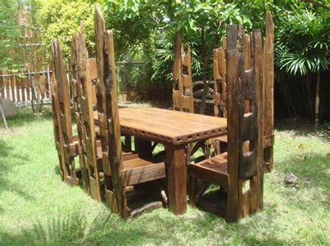 Reclaimed Teak Garden Furniture Reclaimed Teak Furniture How It S Made