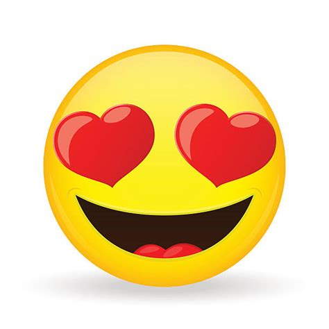 emoji vector heart emoji clip art vector images illustrations istock
