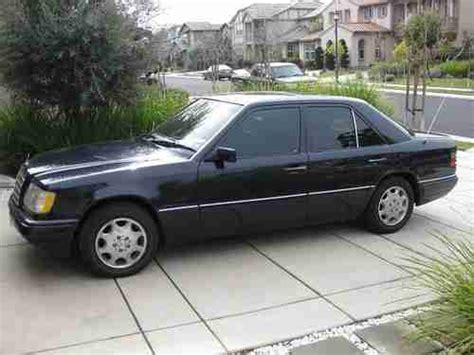 automobile air conditioning service 1995 mercedes benz e class on board diagnostic system find used 1995 mercedes e300d diesel in tracy california united states