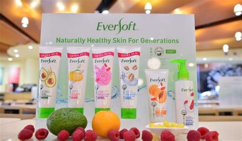 Pencuci Muka Eversoft Skinz eversoft relaunches new and improved cleansers and