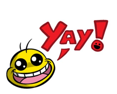 emoji yay graphics emoji art clipart and illustration emoji and