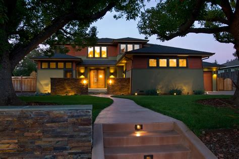 Praire Style Homes by Prairie House Style Spotlight