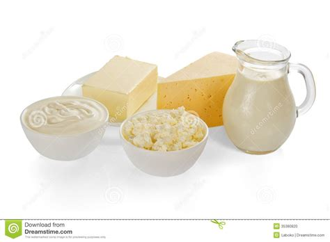 Cottage Cheese From Sour Milk by Dairy Produce Stock Photo Image 35380820