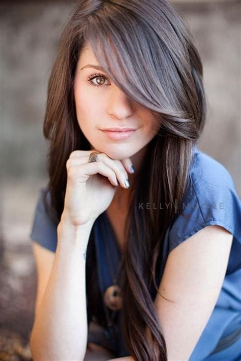 should i get bangs for my hair to hide wrinkles 25 trending layered side bangs ideas on pinterest