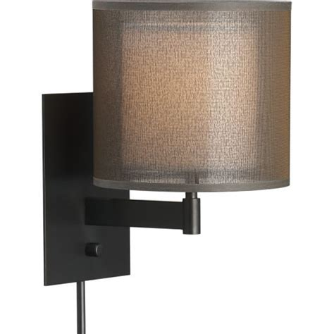 Crate And Barrel Wall Sconce Eclipse Antiqued Bronze Wall Sconce