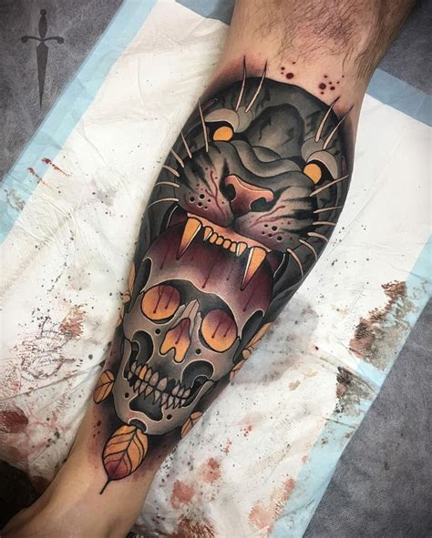 tattoo tiger instagram 10 4k likes 73 comments matt curzon tattoo mattcurzon