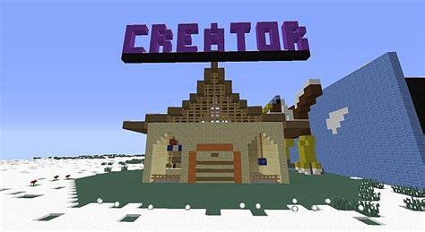 theme park generator creator park amusement park by mikecreator minecraft