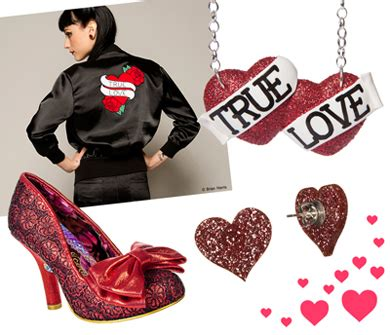 alternative valentines gifts alt fashion all loved up alternative valentines gifts